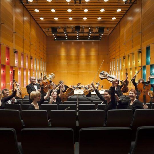 Lapland Chamber Orchestra Korundi